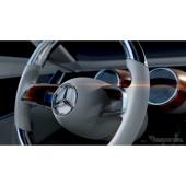 メルセデスベンツの新たなコンセプトカー