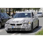 BMW 3シリーズ 次期型 スクープ写真