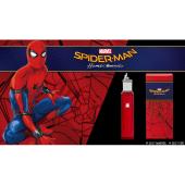 飛びまわるスパイダーマンをイメージした香りの「スパイダーマン オードトワレ」