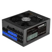 SilverStone、80PLUS Titanium認証のATX電源1500/1300/1100W