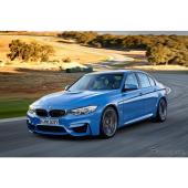 BMW M3 と M4、カーボン製ドライブシャフト廃止へ…狙いは?