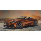 【ペブルビーチ2017】BMW、コンセプト Z4 初公開…次期 Z4 を示唆