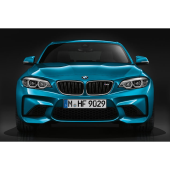 「BMW M2クーペ」