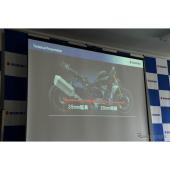 GSX-R1000R ABS技術説明会