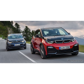 BMW i3 改良新型
