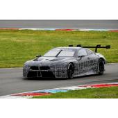 BMW M8 GTE のプロトタイプ