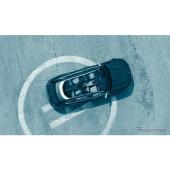 BMWの新型車の予告イメージ