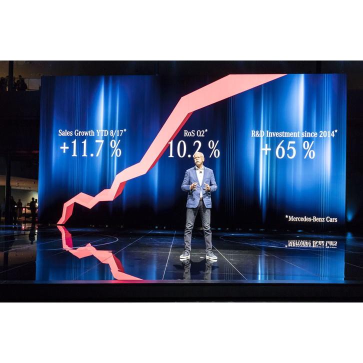 """【フランクフルトショー2017】メルセデスブースの主役はEVと""""公道のF1マシン"""" 画像2"""