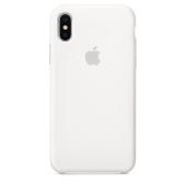 「iPhone X シリコーンケース」