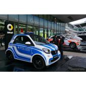 警察車両コンセプトモデル&レスキュー車両