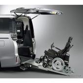 トヨタ ヴォクシー ウェルキャブ 車いす仕様車 タイプIII(電動ウェルチェア+ワンタッチ固定仕様)