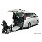 トヨタ ノア ウェルキャブ 車いす仕様車 タイプIII(電動ウェルチェア+ワンタッチ固定仕様)