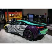BMW i8 メンフィス・スタイル(フランクフルトモーターショー2017)