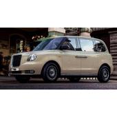 ロンドンEVカンパニーの次世代電動タクシー