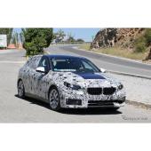 BMW 1シリーズ 次期型スクープ写真