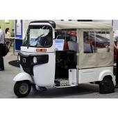 その手があったか! 2名以上乗車できる3輪マイクロEV---日本エレクトライク