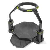 360度自分の足で動きながらVR体験ができる大型デバイス「Virtuix Omni」