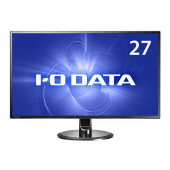 アイ・オー、2560×1440表示対応の27型液晶「LCD-MQ271XDB」