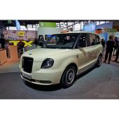 【フランクフルトモーターショー2017】次世代電動ロンドンタクシーは2018年、アムステルダムに225台が導入決定
