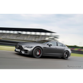 メルセデス AMG GT 4ドアモデル レンダリングCG