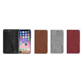 WALK ON WATER、本革を採用したiPhone X用ケースなど3製品