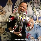 「超デカキンケシ 悪魔将軍(フルカラーver.)」