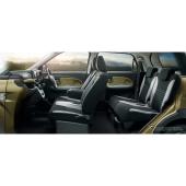 トヨタ ピクシス ジョイC G SA III インテリアアクセントカラー(カーキ)