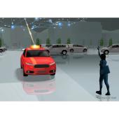 AIを活用したタクシー配車システム
