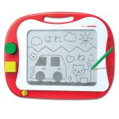 アプリと連携して絵が動く、SNSでシェアできる 最新「磁気お絵かきボード」