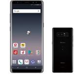 ドコモ、充実した「Sペン」機能とデュアルカメラ搭載の「Galaxy Note8 SC-01K」