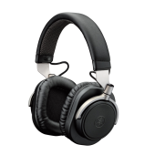 ヤマハ、ワイヤレスでも有線でも音の違いが少ない薄型ヘッドホン「HPH-W300」