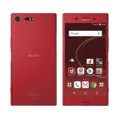 ドコモ、「Xperia XZ Premium」の新色ロッソを10/27発売