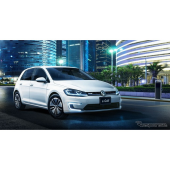 VW e-ゴルフ