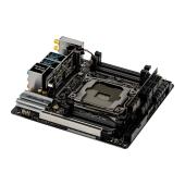 ASRock、Mini ITXでIntel X299を搭載したハイエンドマザー「X299E-ITX/ac」