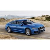 アウディ A7 新型、39の先進運転支援システム設定…自動駐車も可能