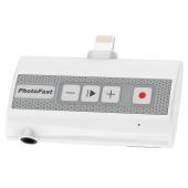 PhotoFast、micro SDカード付きiOS専用の通話録音用カードリーダー