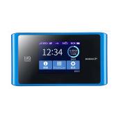 UQ WiMAX、4G LTEに対応したモバイルWi-Fiルーター「Speed Wi-Fi NEXT WX04」