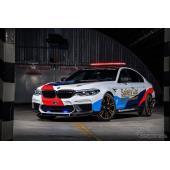 BMW M5 新型のMotoGPセーフティカー