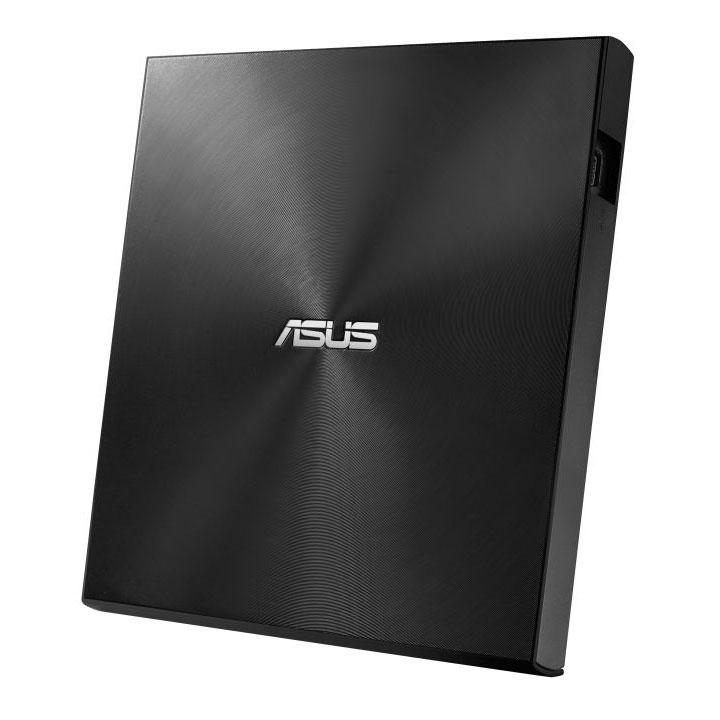 ASUS、USB Type-C/Type-Aに対応したポータブルDVDドライブ 画像1