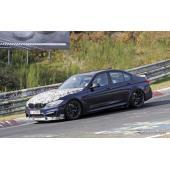 BMW M3 CS スクープ写真