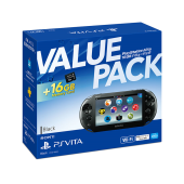 PlayStation Vita 16GB バリューパック