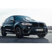 「BMW X6 M エディション ブラックファイア」