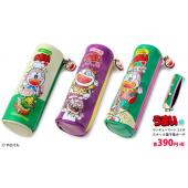 国民的お菓子「うまい棒」パッケージデザインのポーチ、390円で発売
