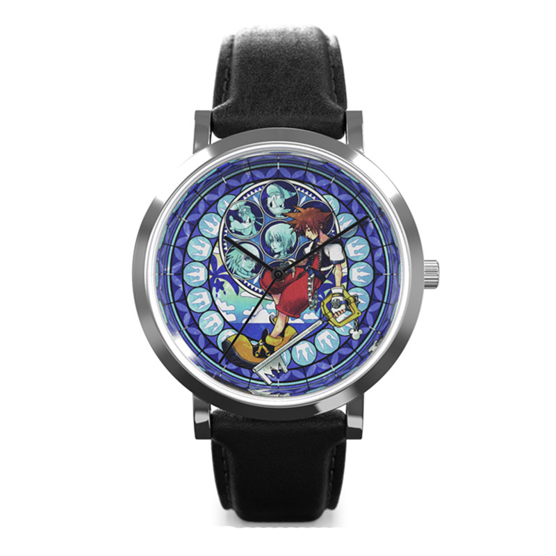"KINGDOM HEARTS Watch -Art Collection ""SORA""-"