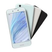 UQ mobile、5型防水スマホ「AQUOS sense」を11/22発売決定