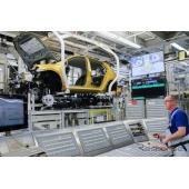 フォルクスワーゲンのドイツ国内工場