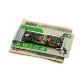 エヴァ初号機の胸部が光る「基板アート ICカードクリップ」8,100円で発売