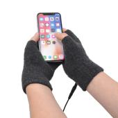 「USB指までヒーター手袋」
