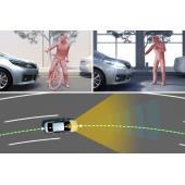 トヨタ、第2世代の「Toyota Safety Sense」を発表