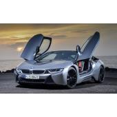 BMW i8クーペ 改良新型